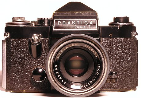 Praktica super tl black