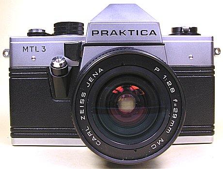 Praktica mtl praktica mtl matt s classic cameras cámara de